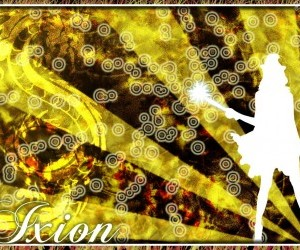 Wallpaper Ixion 01 wallpaper