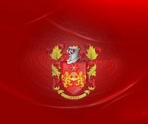 Wallpaper Ifrit Red wallpaper