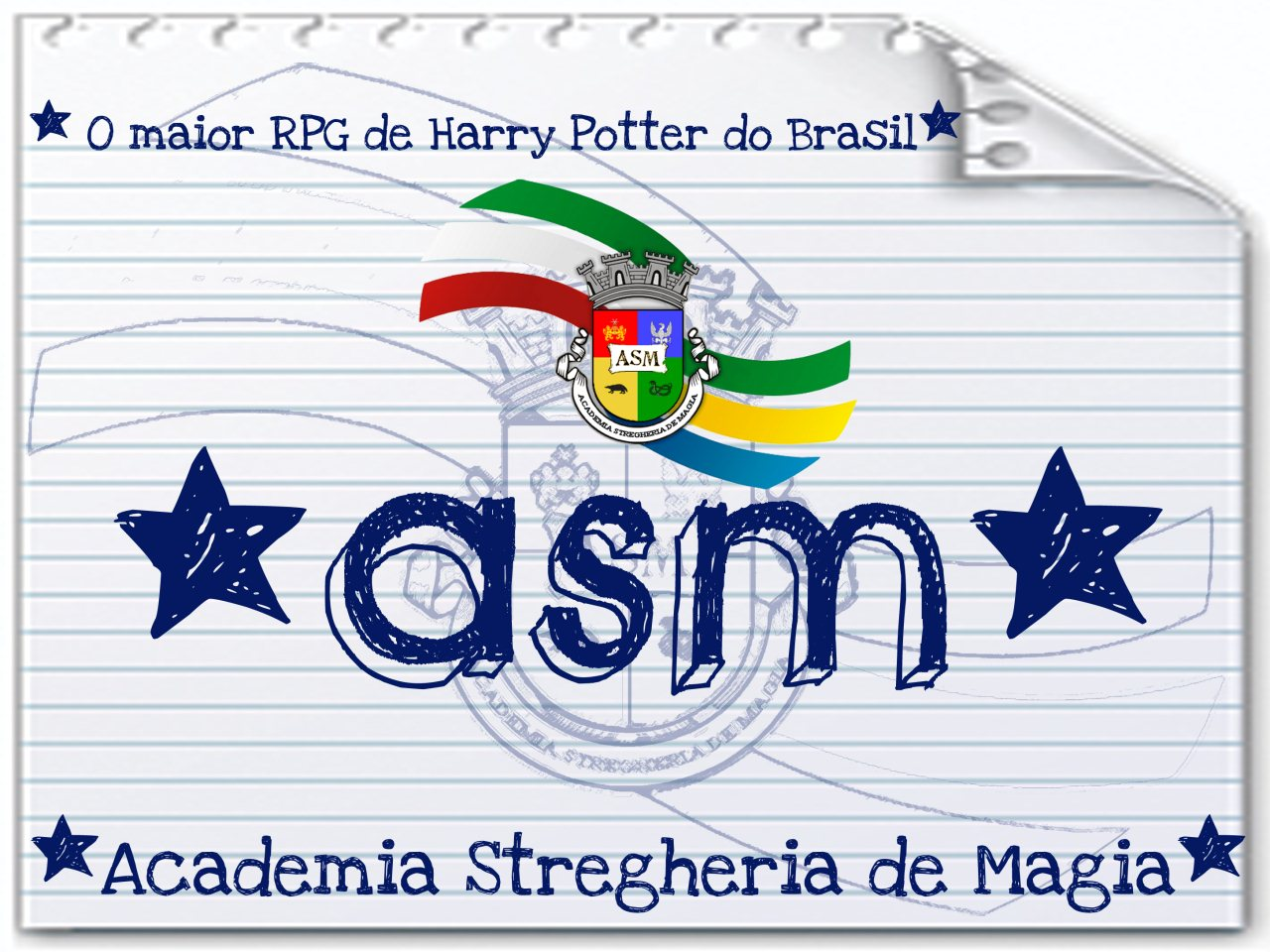 Wallpaper ASM Caderno wallpaper download